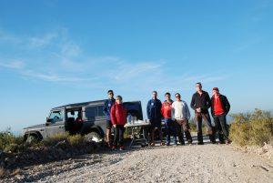 Fotos del AV2 i de l'arribada de la Cursa i marxa 2017 a Ulldecona